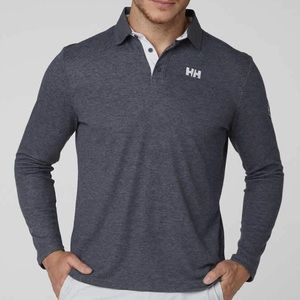 Helly Hansen Men's Skagen Quickdry Rugger Shirt